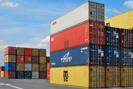 shipping container investment