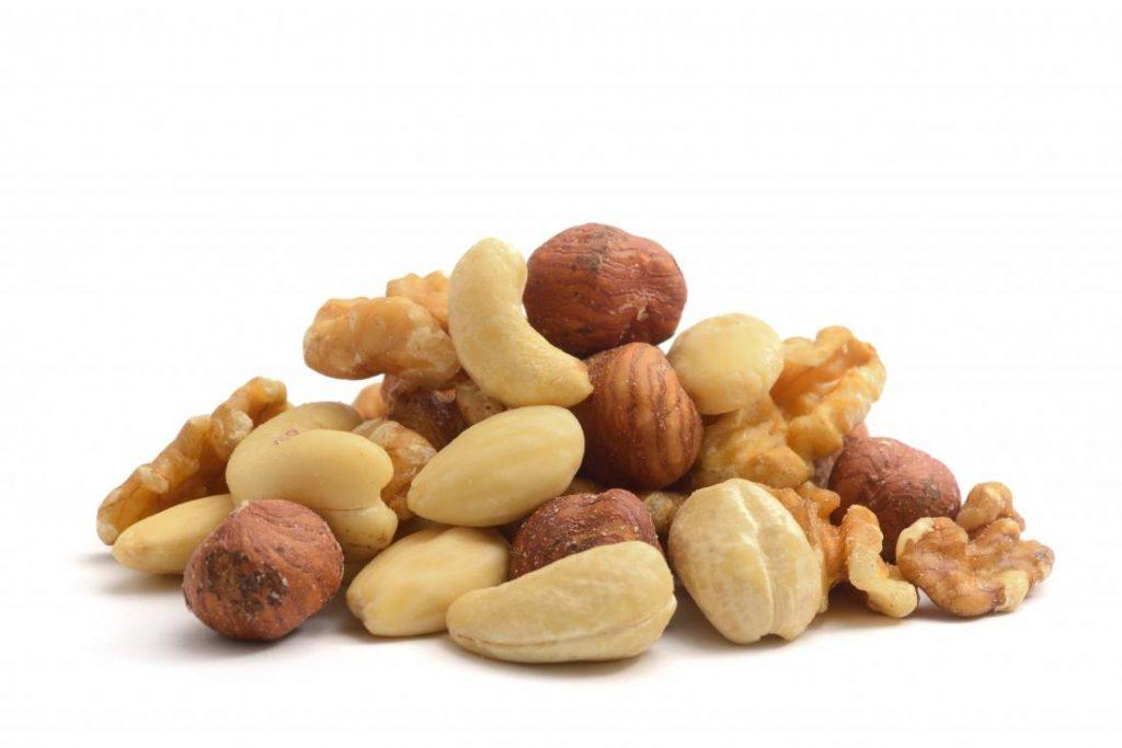 buy nuts in bulk