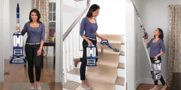 Vacuum cleaning strategy