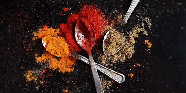 12 options for chili powders