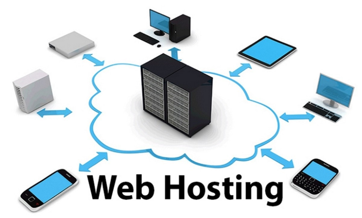 Get Your Website Hosted