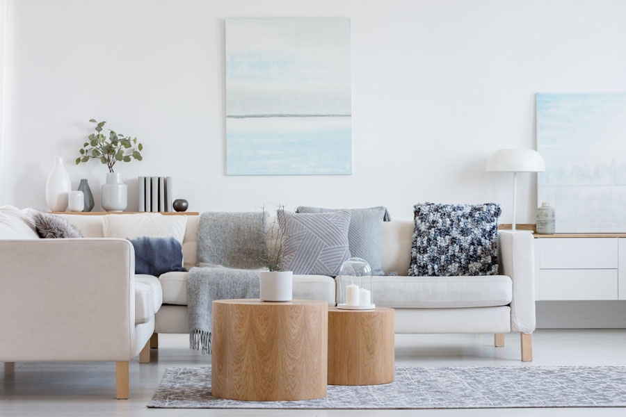 Ideas to make your home look amazing with little money