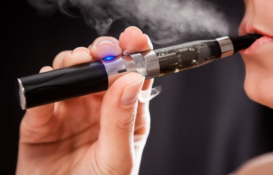 electronic cigarette canada